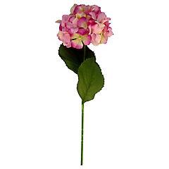 Vara Hortensia 75 cm rosado