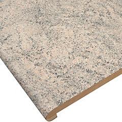 Cubierta para mesón de cocina 122x50 cm Gris