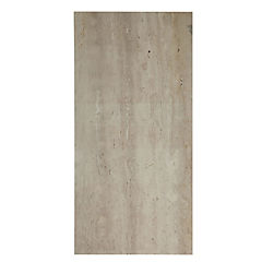 Palmeta de travertino 120x60 cm 0,72 m2