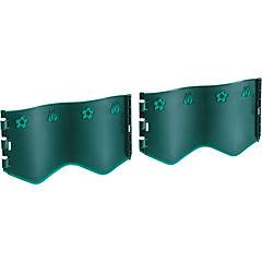 Set separador para jardín 13,9x23,4 cm 6 unidades