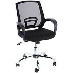 Silla PC Crater negro
