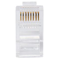 Conectores RJ-45 4 unidades