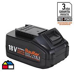 Batería recargable 18V 4 Amp