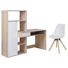 Combo escritorio + silla Cooper