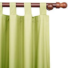 Set de cortinas Sun Out 140x220 cm 2 unidades verde