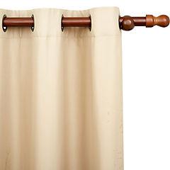 Set de cortinas Sun Out 140x220 cm 2 unidades beige