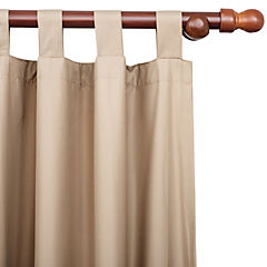 Set de cortinas Sun Out 140x220 cm 2 unidades beige