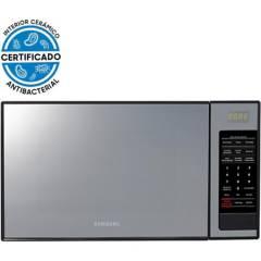 SAMSUNG - Horno microondas digital 32 litros negro