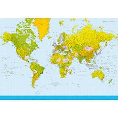 Fotomural 8 piezas Mapa 366x254 cm