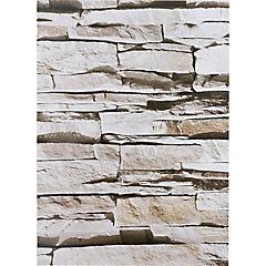 Fotomural 8 piezas Piedra 366x254 cm