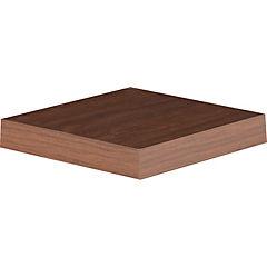 Repisa 25x25x3,8 cm madera