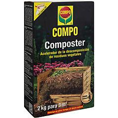 Composter acelerador compostaje