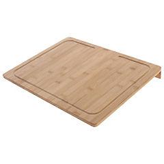 Tabla con borde 45x35x1,3 cm bambú