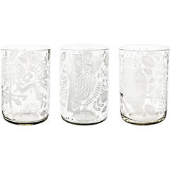 Set vasos 4 unidades 300 ml
