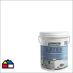 Pintura látex habitacional mate 4 gl Blanco
