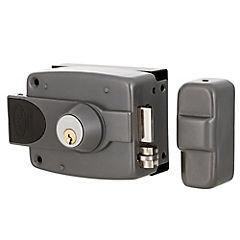 Cerradura eléctrica 3010 cromada