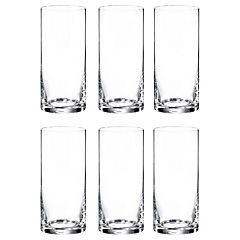 Set de vasos cristal 470 cc 6 unidades