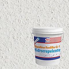 Revestimiento texturado hidrorepelente 24 kg Blanco
