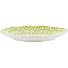 Plato ensalada 19 cm verde Dhogar