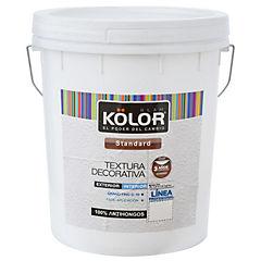 Textura decorativa 24 kg Blanco