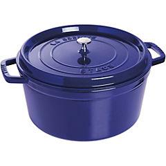 Cacerola fierro 30 cm 8,35 litros Azul