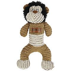 Juguete para perro 33x18 cm mono de peluche con sonido