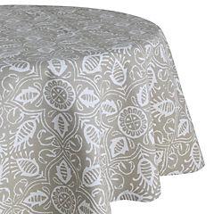Mantel redondo 180 cm Mandala