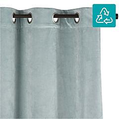 Cortina Velvet 135x220 cm menta