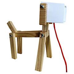 Lámpara de mesa infantil 34x20 cm 60 W