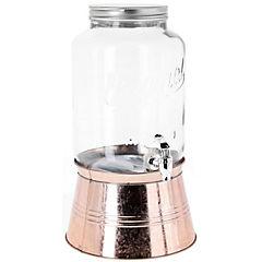 Dispensador de agua vidrio 7,8 litros transparente