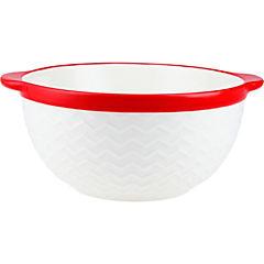Bowl cerámica 14 cm rojo