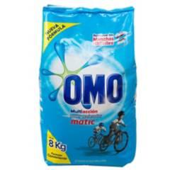 OMO - Detergente en polvo 8 kg bolsa