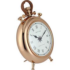 Reloj de mesa 41x27x8 cm dorado