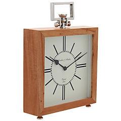 Reloj de mesa 35x25x5 cm blanco