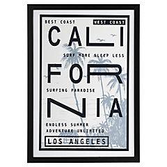 Cuadro California 50x35 cm