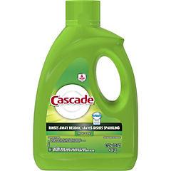 Detergente en gel para lavavajilla 2,12 litros botella