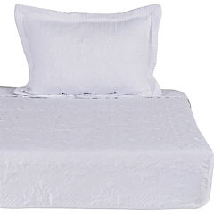 Quilt 1,5 plazas blanco