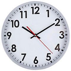 Reloj redondo 30x30x4 cm Blanco