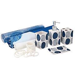 Juego de baño 8 piezas