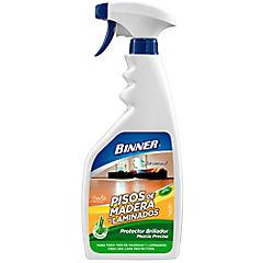Limpiador líquido para piso flotante 700 ml botella