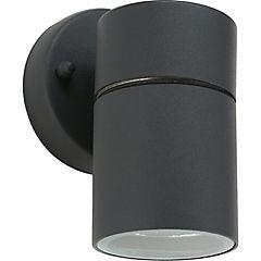 Farol de muro LED 4 W Negro