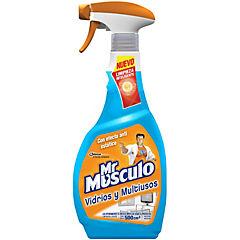 Limpiavidrios líquido 500 ml botella