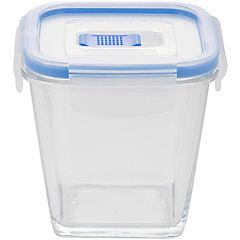Hermético de alimentos vidrio 750 ml