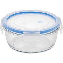 Hermético de alimentos vidrio 420 ml