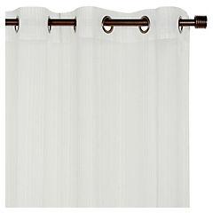 Set de cortinas Amatista 140x220 cm 2 paños crudo
