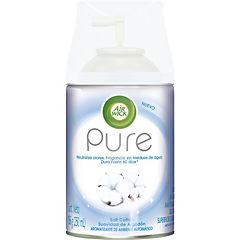 Recarga para aromatizante automático 250 ml aroma soft cotton