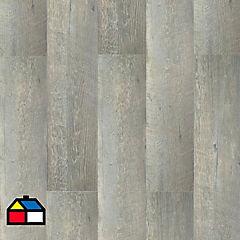 Porcelanato 23x120 cm 1,1 m2 gris