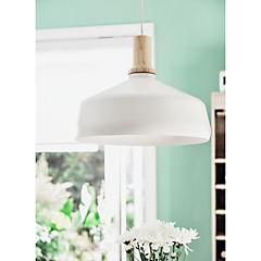 Lámpara colgante Moura 1 luz