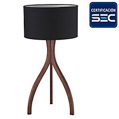 Lámpara de mesa Scafati 1 luz
