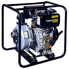 Motobomba Diesel 6,7 HP